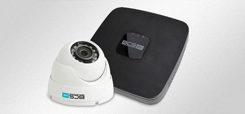System monitoringu - kamery IP