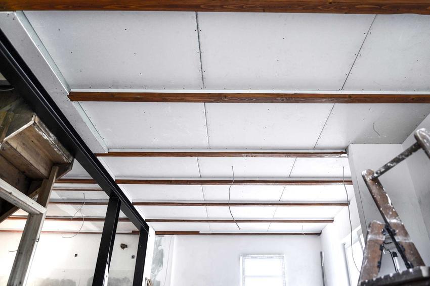 Systemy suchej zabudowy z płyt karton-gipsowych w garażi, a także informacje i najważniejsze dane o systemach zabudowy