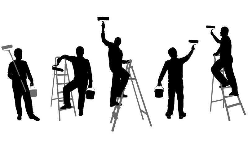 Sylwetki pracowników firmy budowlanej, a także informacje, jak zdobyć zlecenia budowlane krok po kroku dla firmy