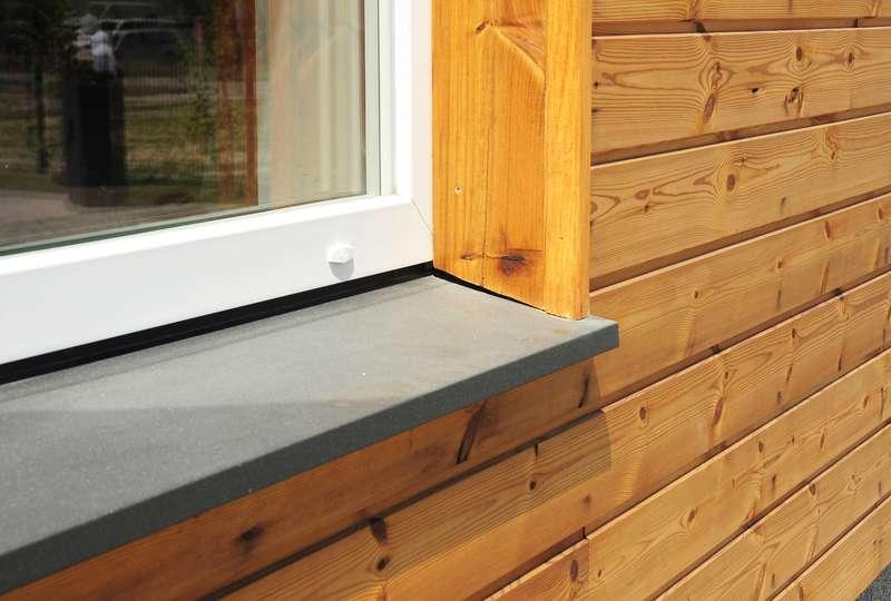 Paraper zewnętrzny aluminiowy w drewnianym domu, a także najlepsze parapety zewnętrzne - wykonanie, rodzaje, materiały