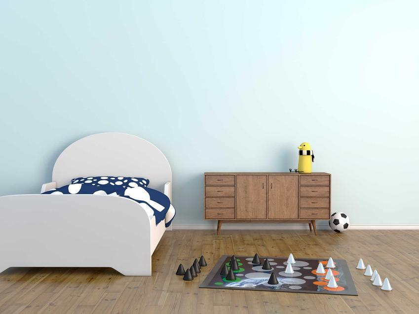 Łóżko dla dziecka w pokoju dziecinnym, a także najlepsze łóżka dla dzieci, producenci, ceny, wady  zalety