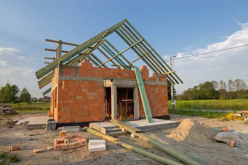 Budowa domu na działce rolnej, czyli jak uzuskać kredyt na budowę domu na działce rolnej - porady, wskazówki, podpowiedzi