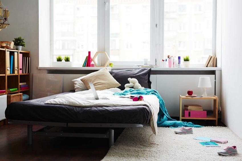 Łóżko młodzieżowe w pokoju dla nastolatka, a także 10 najlepszych łożek młodzieżowych krok po kroku