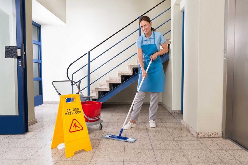 Cennik sprzątania mieszkań i biur 2021- prywatnie i z firmą sprzątającą - ceny w całej Polsce