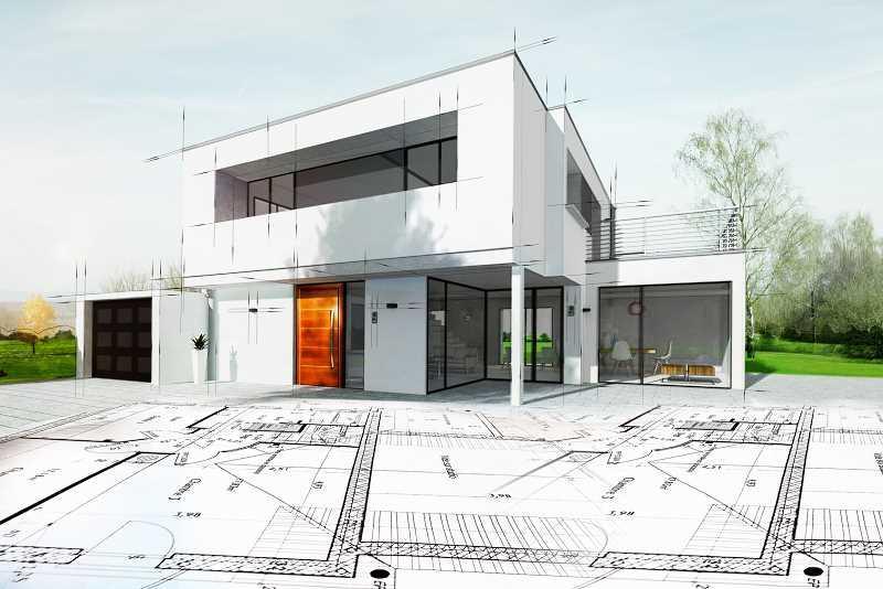 Dom z prefabrykatów betonowych, a także technologia Q-moduł, zastosowanie, opinie, wady i zalety oraz najlepsze rozwiązania