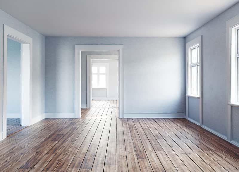 Ściany w pustym mieszkaniu, a także wybór ścian działowych do mieszkania - murowane, szkieletowe, inne rodzaje, zastosowanie