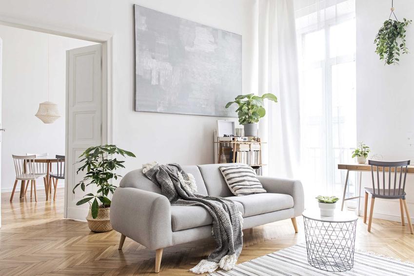 Piękna aranżacja małego mieszkania w bloku, czyli jak urządzić funkcjonalne, ładne i nowoczesne mieszkanie w bloku