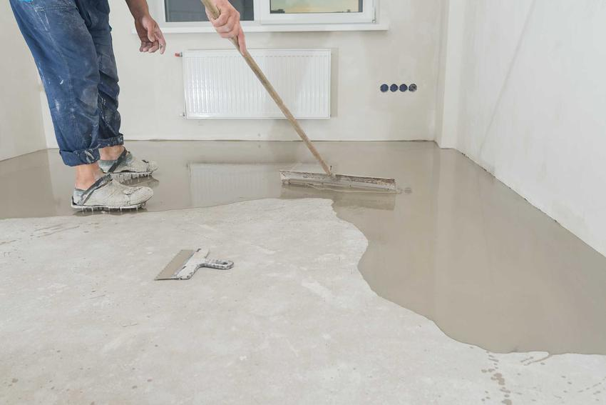 Posadzki betonowe można wykonać samodzielnie w domu. Posadzka betonowa to dobre rozwiązanie do loftów i mieszkań nowoczesnych.