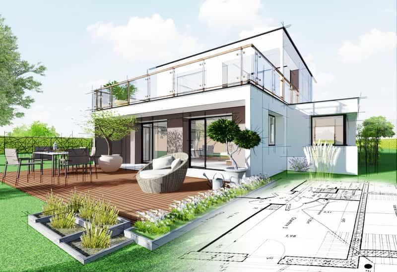 Przebudowa domu czasami musi wymagać załatwienia wielu różnych formalności. Dokumenty i wymagania są zależne od zakresu prac.