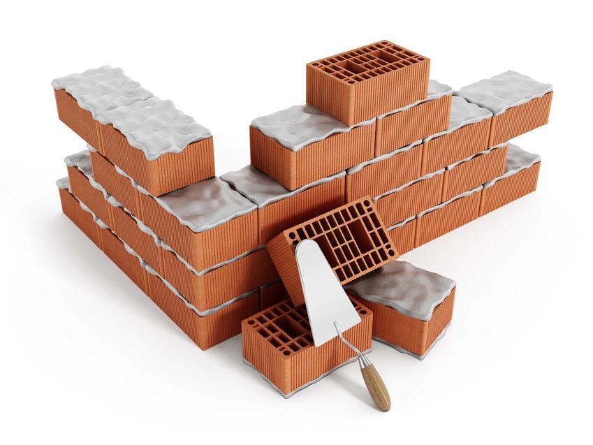 Cegły i zaprawa szamotowa są bardzo często wykorzystywane materiały budowlane. Wymiary cegły szamotowej są standardowe.