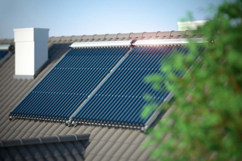 Instalacja solarna do podgrzewania wody do ogrzewania lub do c.w.u. to świetny sposób na ograniczenie wydatków na ogrzewanie.