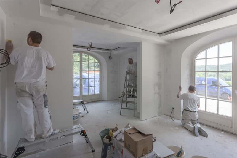 Remont mieszkania - sprwadzone firmy remontowe, usługi, wykonanie, zakres działań, opnie, ceny, szukanie - porady