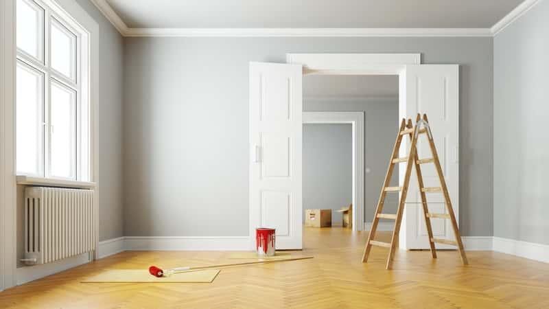 Remont mieszkania krok po kroku, czyli ile kosztuje remont - ceny materiałów, robocizny i remont mieszkania krok po kroku