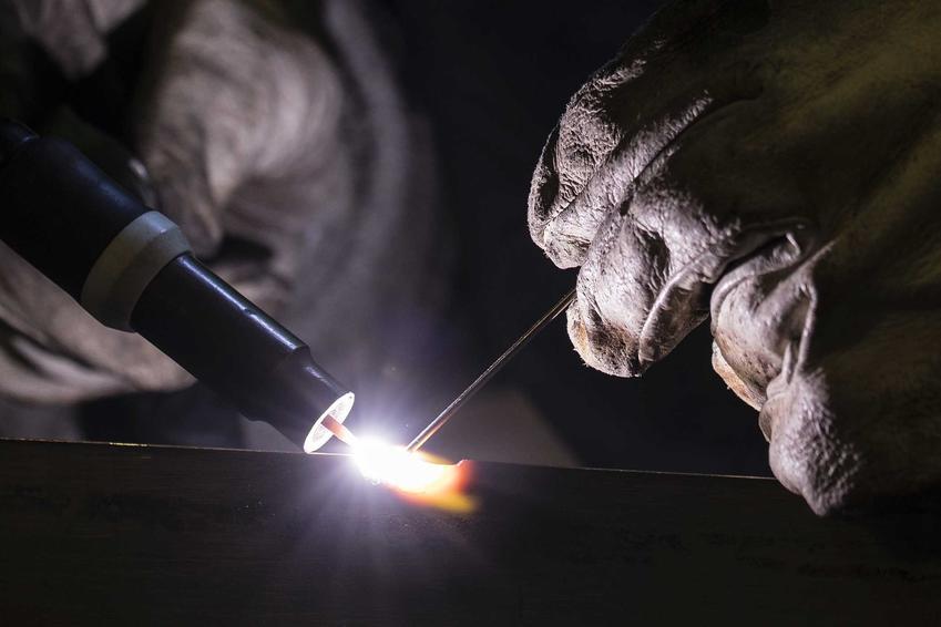 Spawanie żeliwa i aluminium metodą TIG ma bardzo wiele zalet. Użycie elektrody wolfranowej dobrze się sprawdza.