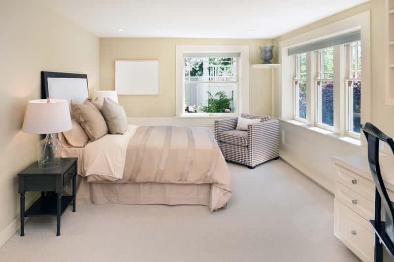 Modne stonowane kolory sypialni, czyli najnowsze trendy w doborze kolorów w sypialni, aranżacje oraz inspiracje