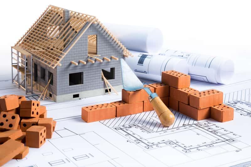 Model i schemat domu jednorodzinnego, a także odpowiedź na pytanie, czy da się wybudować dom w cenie mieszkania