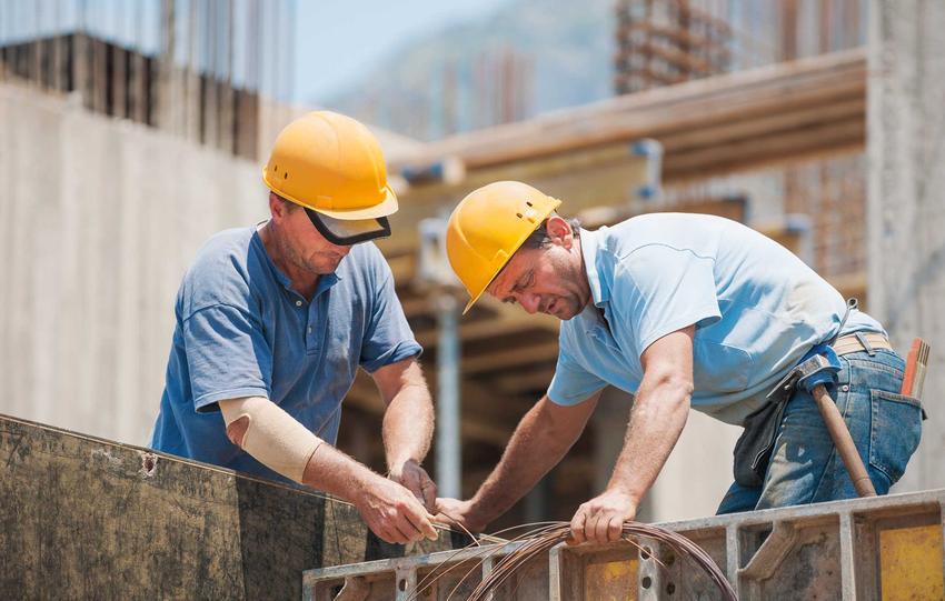 Ukraińcy na budowach w Polsce to już standard. Bardzo często pracują na rynku budowlanym i są cenieni jako dobrzy, sprawni pracownicy.