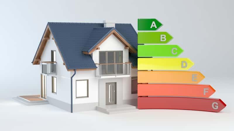Świadectwo charakterystyki energetycznej domu jednorodzinnego na prostym schemacie, a także jak zdobyć świadectwo