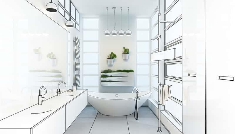 Projekt łazienki - ciekawe aranzacje i pomysły na małą i dużą łazienkę, stylizacje, wzory, akcesoria łazienkowe - porady