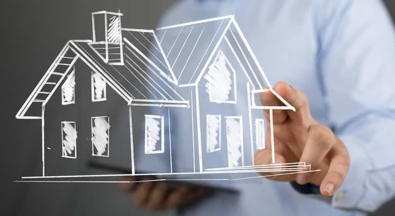 Projekcja domu z keramzytu, a także ceny domów z keramzytu, koszt budowy, cennik oraz wady i zalety