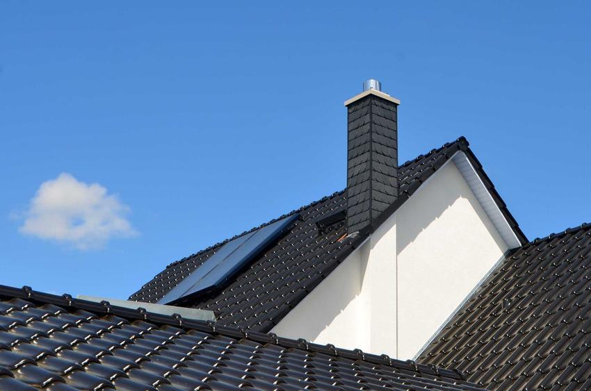 Blachodachówka modułowa na dachu dobrze się prezentuje. Jest to najtańsze rozwiązanie w czasie budowy domu