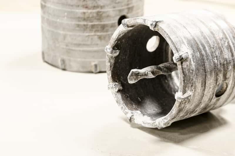 Przykurzone otwornice do betonu, a także zastosowanie otwornic, producenci, rodzaje, najważniejsze informacje, ceny