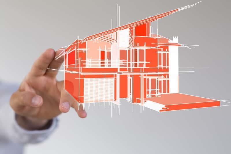 Projekt domu z keramzytu w wersji cyfrowej, a także inne najciekawsze pomysły na domy z keramzytu, najpiękniejsze rozwiązania i projekty