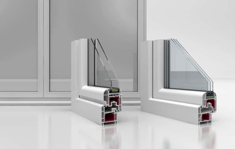 Okna pasywne aluminiowe o kilku warstwach szkła, a także ceny okien pasywnych, producenci i informacje krok po kroku