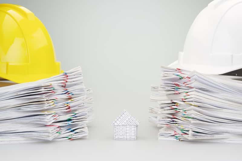 Ile czeka się na pozwolenie na budowę? To może być dość długi czas, ale pozwolenie na budowę powinno się dostać w ciągu 30 dni.