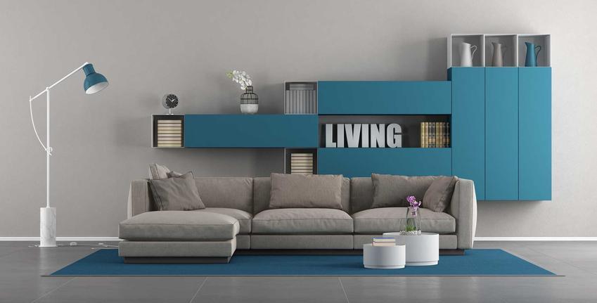 Dywan turkusowy ładnie się prezentuje w najnowszych salonach lub klimatycznych sypialniach. Są to jedne z najmodniejszych wzorów na rynku.