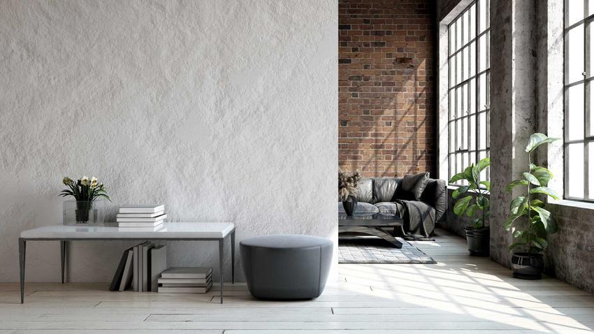Beton woskowany ma szerokie zastosowanie. Zbiera bardzo dobre opinie a cena jego wykonania nie jest szczególnie wysoka