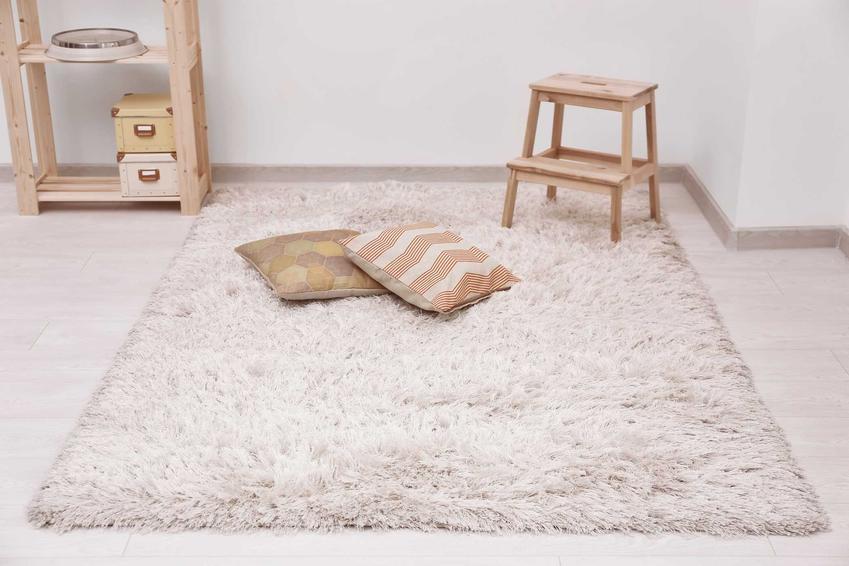 Włochaty dywan z długim włosiem, tak zwany dywan shaggy, to świetne rozwiązanie do nowoczesnych wnętrz. Niektóre firmy mają naprawdę ciekawą i atrakcyjną cenowo ofertę.