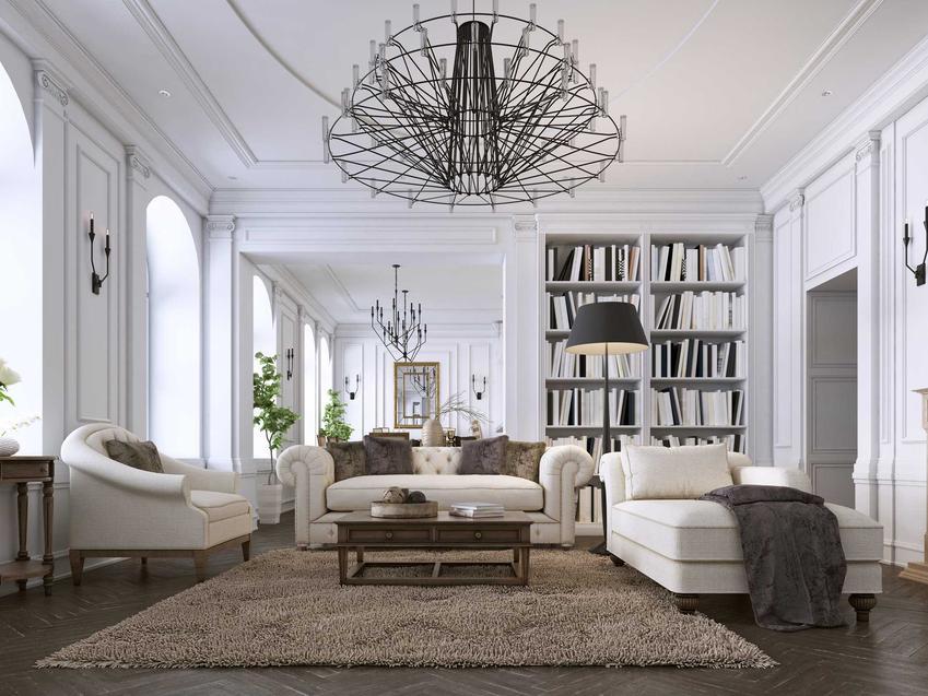 Elegnackie meble pokojowe to idealne rozwiązanie do większych mieszkań i aparatamentów. To najlepszy sposób na wyposażenie salonu