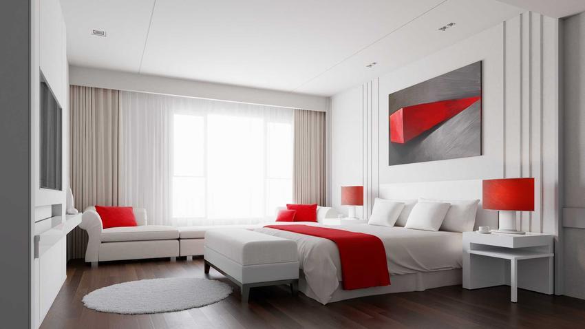 Dywany owalne i okrągłe świetnie sprawdzają się w sypialni. Są małe, ale bardzo dobrze się prezentują i są maksymalnie praktyczne.