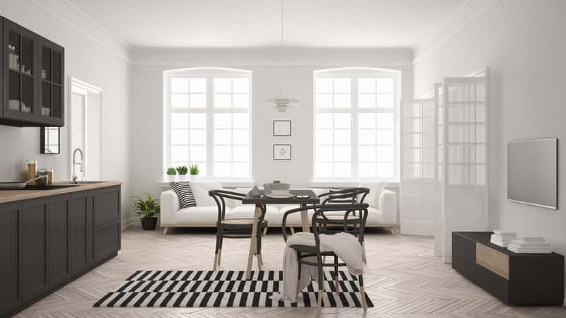 Dywan w paski w kuchni, a także rodzaje dywanów, opinie, ceny oraz najlepsi producenci dywanów różnego rodzaju