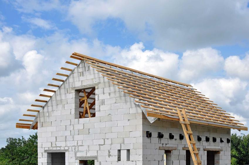Domy z betonu komórkowego to dobre, dość tanie rozwiazanie. Beton komórkowy ma szerokie właściwości i zastoswoanie