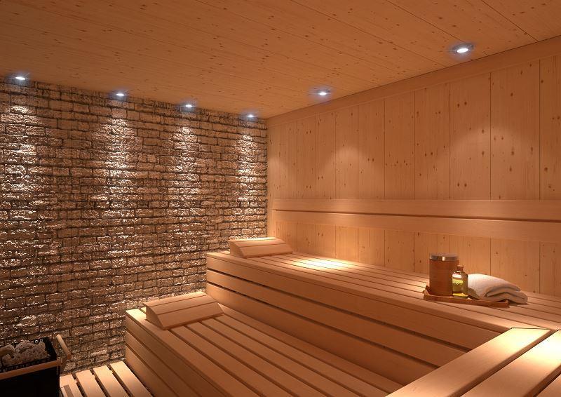 Sucha sauna zdaje się być nieco bezpieczeniejsza niż standardowa sauna, a ma podobne właściwości. Na dodatek jej utrzymanie jest tańsze