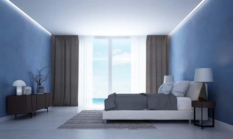 Dywan do sypialni w nowoczesnym stylu, a także dywany i dywaniki do sypialni, najlepsze modele i rodzaje krok po kroku
