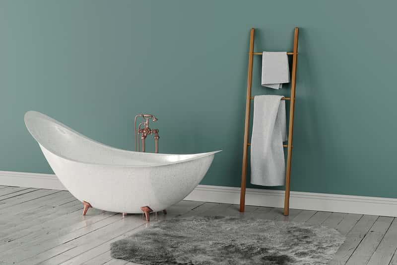 Dywanik łazienkowy przy wannie, a także rodzaje dywaników łazienkowych, rodzaje, opinie oraz najlepsze produkty