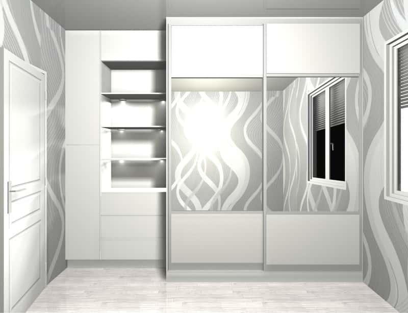 Biała szafa Komandor w mieszkaniu, a także przegląd oferty, ceny za szafy, najlepsze modele, opinie użytkowników, wady i zalety