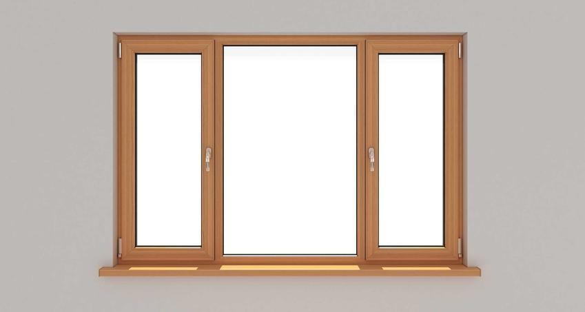 Brązowe okna w kolorze jasny dąb czy błotnisty dąb są bardzo popularne. Pasują do wnętrz w każdym stylu i rodzaju.