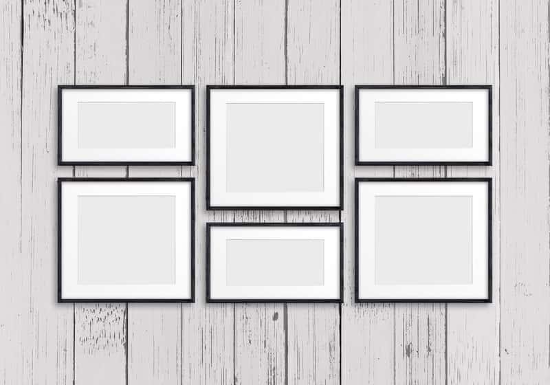 Panele podłogowe na ścianie pod obrazkami w ramkach, a także porady, sposób montażu, rodzaje, ceny, wady i zalety