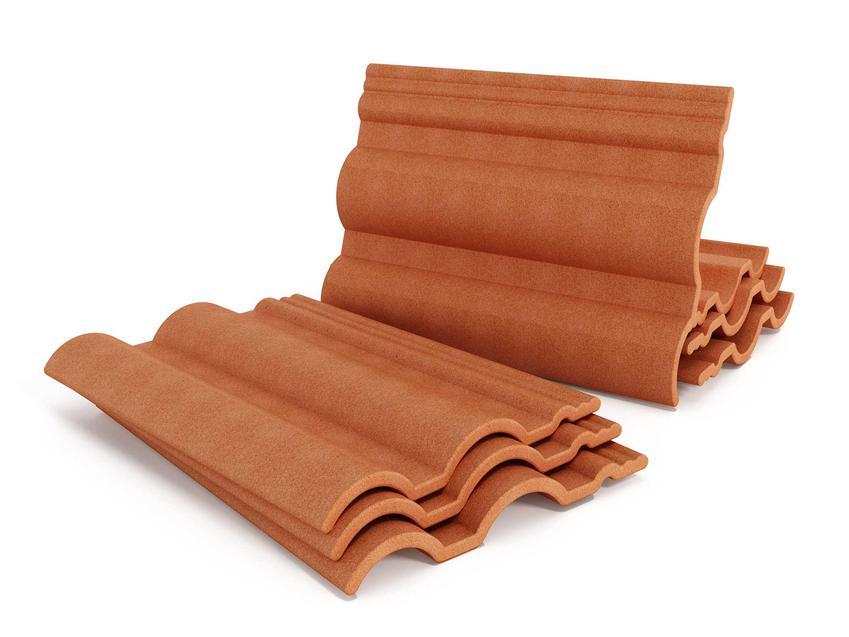 Dachówka marsylka to standardowa dachówka ceramiczna, która wspaniale wygląda na dachach. Najczęściej jest dostępna w czerwonym kolorze, chociaż zdarzają się także szare.