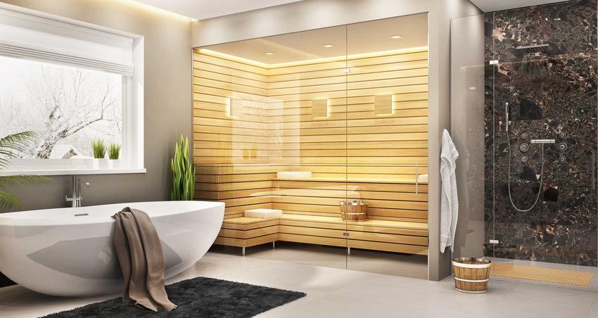 Budowa sauny domowej to duża inwestycja, ale czasami naprawdę warto. Korzystanie z sauny ma dobroczynny wpływ na stan zdrowia, a w dużych łazienkach urządzenie świetnie się wpasuje
