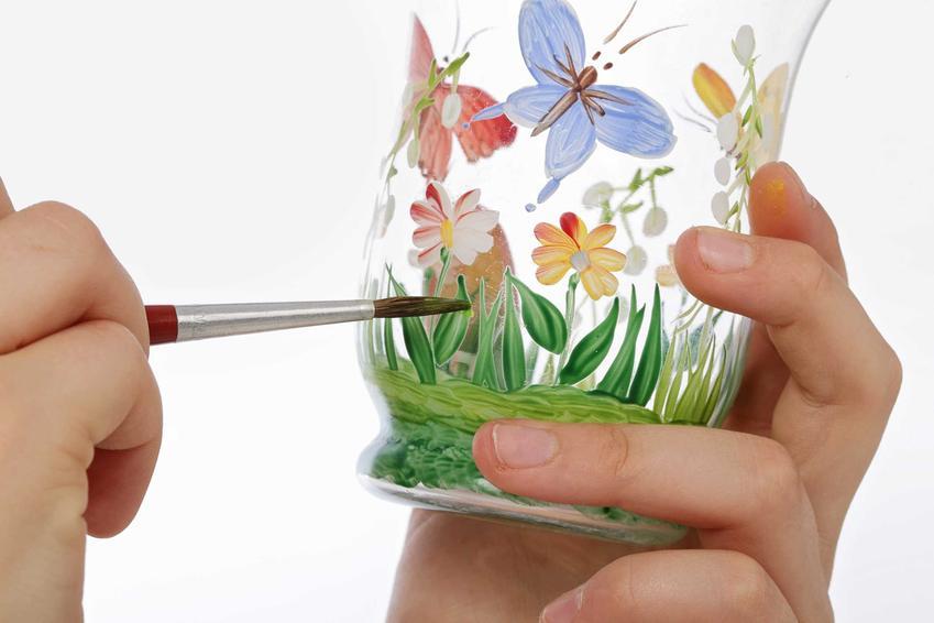 Farba do ceramiki krok po kroku, a także farby do szkła i ceramiki, ich ceny, producenci, kolory, rodzaje i opinie użytkowników