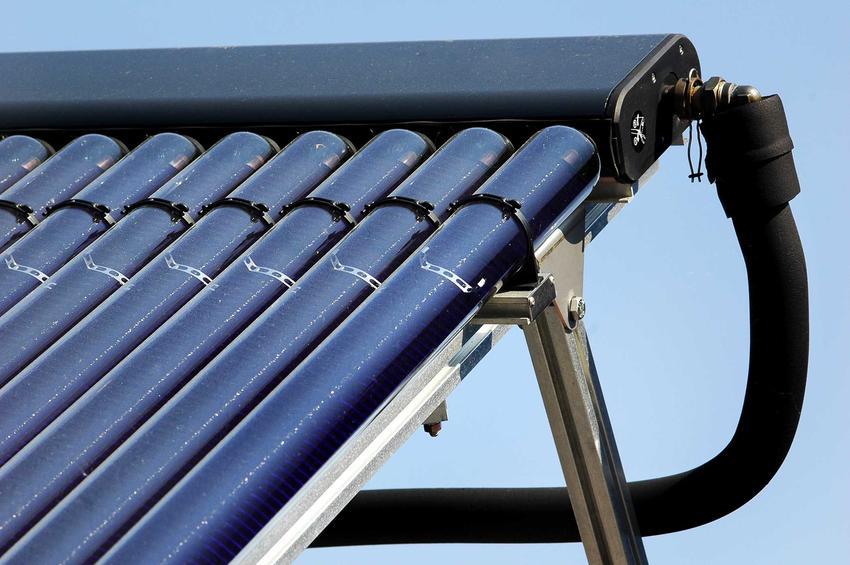 Solarny podgrzewacz wody użytkowej, czyli kolektory słoneczne w gospodarstwie domowym