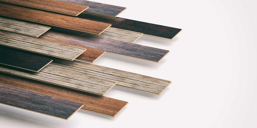 Różne rodzaje i kolory paneli podłogowych oraz ceny paneli podłogowych w zalezności od sklepu, a także porady co do układania