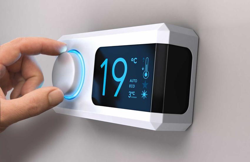 Bezprzewodowy regulator temperatury z elektronicznym wyświetlaczem podczas ustawiania oraz polecane termostaty bezprzewodowe