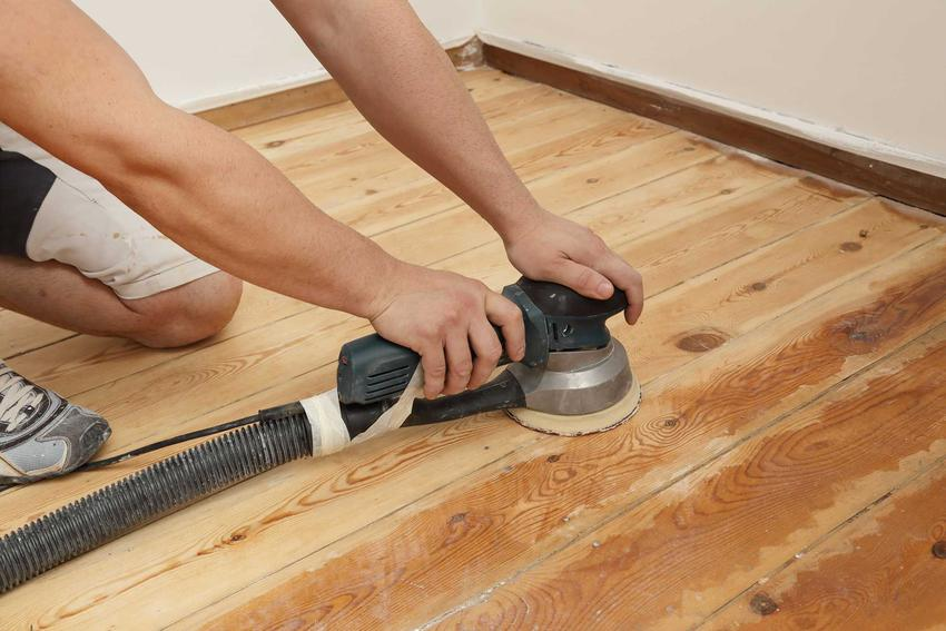 Renowacja podłogi drewnianej, czyli cyklinowanie parkietu pod olejowanie podłogi drewnanej, czyli olejowanie parkietu