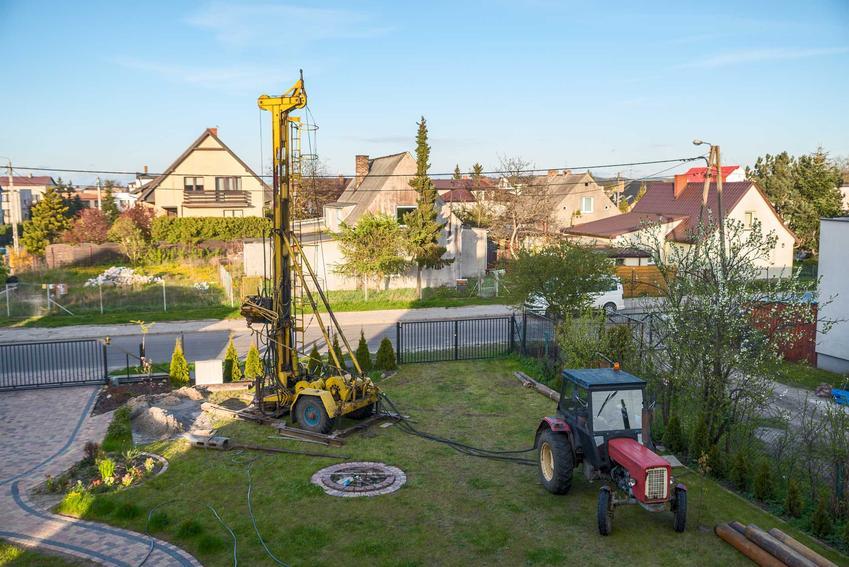 Wiercenie studni głębinowych w ogrodzie, a także wybijanie studni głębinowych lub kopanie studni głębonowych i ceny